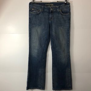 American Eagle Jeans size 10 Boyfriend 77 Stretch